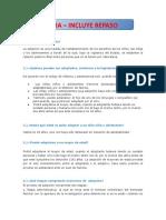 PREPARATORIOS PRIVADOS I-CUESTIONARIO  NUMERO 2-FAMILIA.doc