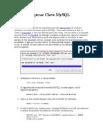 Como Recuperar Clave MySQL.doc