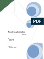 Microsoft Word - Final Report - Xenotransplantation_2003