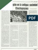 RUIZ ESTRADA, Arturo - La religión en la antigua sociedad chachapoya.pdf