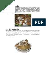 Recetas Tradicionales Del Peru
