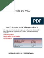 Yacimientos ortomagmáticos