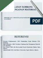 262334205-4-MK-PERALATAN-TAMBANG-DAN-PENANGANAN-MATERIAL-pptx.pptx