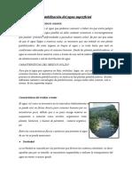 Potabilización Del Agua Superficial PROCESOSOFISICOSQUI