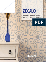 FOLLETO ZOCALOS MAINZU