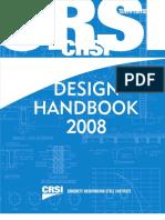 CRSI Design Handbook