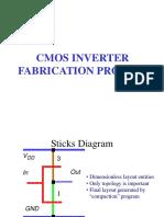 CMOS Fabrication Steps 3