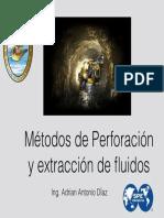 MEtodos de Perforacion y Extraccion de Fluidos