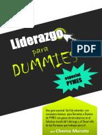 Liderazgo Para Dummies Por Chema Maroto F0214