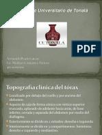 Tórax Armando Prado