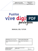 M-CA-01 Manual Del Tutor r4