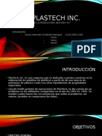 Caso Plastech Inc