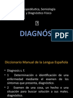 3 Diagnostic o
