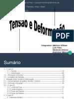 Apresentação Tensao e Deform.odp