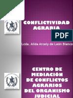 Conflictos Agrarios