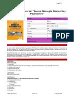 Manual de Carreteras - Suelos, Geología, Geotécnia Y Pavimentos