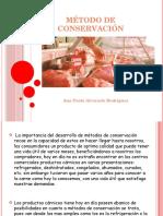 Método de conservación.pptx