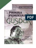 Prisma Pemikiran Gus Dur.pdf