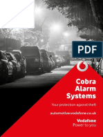 Alarm Systems Brochure