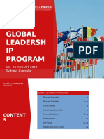Global Leadership Program 2017