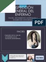 Inspección General Del Enfermo