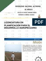 Presentacion PDA UNAM