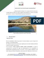 Construcción de Reservorios de Agua Con Geomembrana