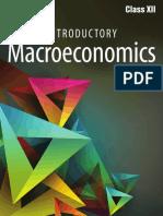 Macro Economics cbse12