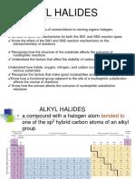 Substitution Elimination (Alkilhalides) Bab 5 Fessenden