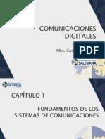 Comunicaciones - Cap i
