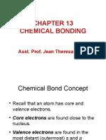 Chapter 13 Chemical-Bonding