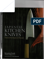 Japanese Kitchen Knives Essential Techniques and Recipes.pdf