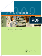 Facts and Figures 2009 Pharmacies and Pharmaceuticals Norway