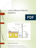 Grounding Antenna Systems