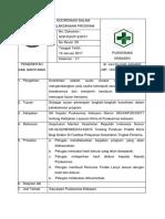 Koordinasi Dalam Pelaksanaan Program (Gausah)