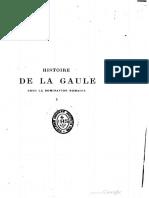 Histoire de la Gaule sous la domination romaine - Volume 1 - Part1