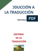 La Traduccion en La Historia (1)