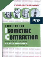 129137766 Bob Hoffman Functional Isometric Contraction