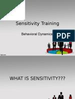 Senstivity Training (1)