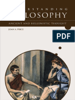 Joan a. Price Ancient and Hellenistic Thought Understanding Philosophy