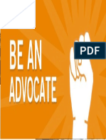 Ecf Advocacy