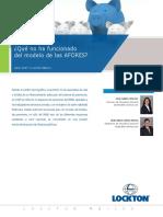 ¿Qué no ha funcionado del modelo de las Afores? Lockton México