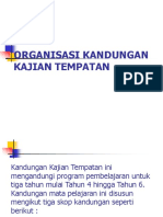 Organisasi Kandungan Kt