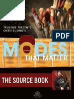 Modes That Matter