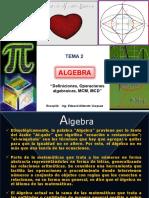 Algebra 01