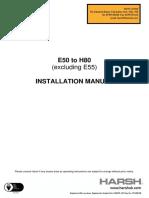 F60 H80 Installation Manual