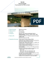 RD 976 - Pont de Guetin - Franchissement de L扐llier Au Guetin - Epreuves (Dpt 58)