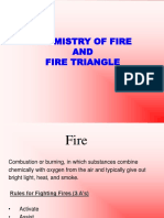 Chemistary of Fire and Fire Triangle 05-07-2013.ppt