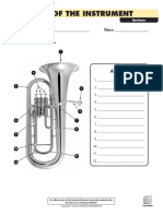 Parts of the Instrument - Baritone