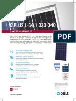 Hanwha q Cells Data Sheet Qplus L-g4.1 330-340 2015-09 Rev02 Na Print (2)